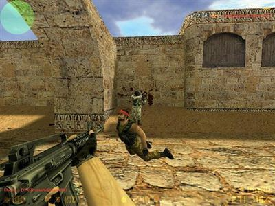 Как играть в Counter Strike?